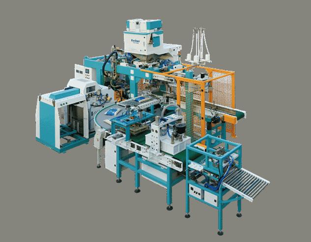 Опаловъчни и пакетиращи машини
