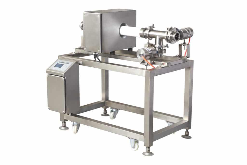 Тръбен детектор за метал