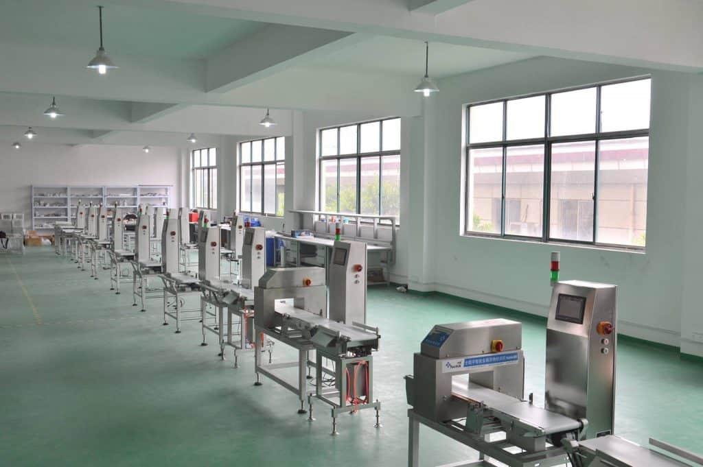 Techik Factory for metal detectors