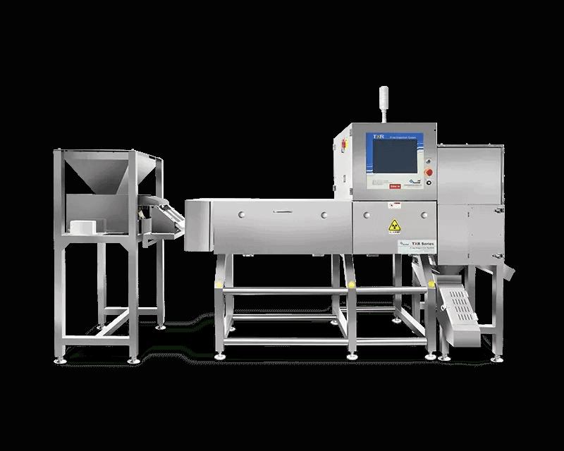 X-ray скенери за насипни продукти