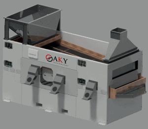 Машина за калибриране на орехи