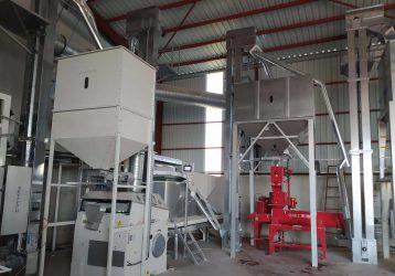 Обеззаразители за зърно от Aky Technology